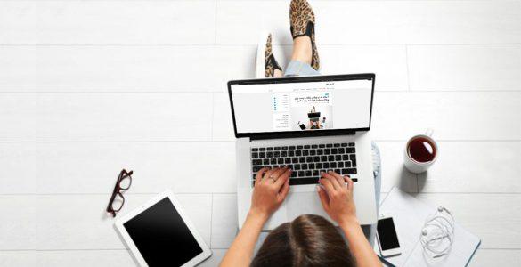 طراحی سایت در قزوین