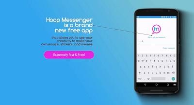 اپلیکیشن پیام رسان هوپ