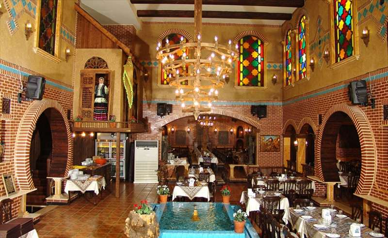 دکوراسیوت رستوران سنتی