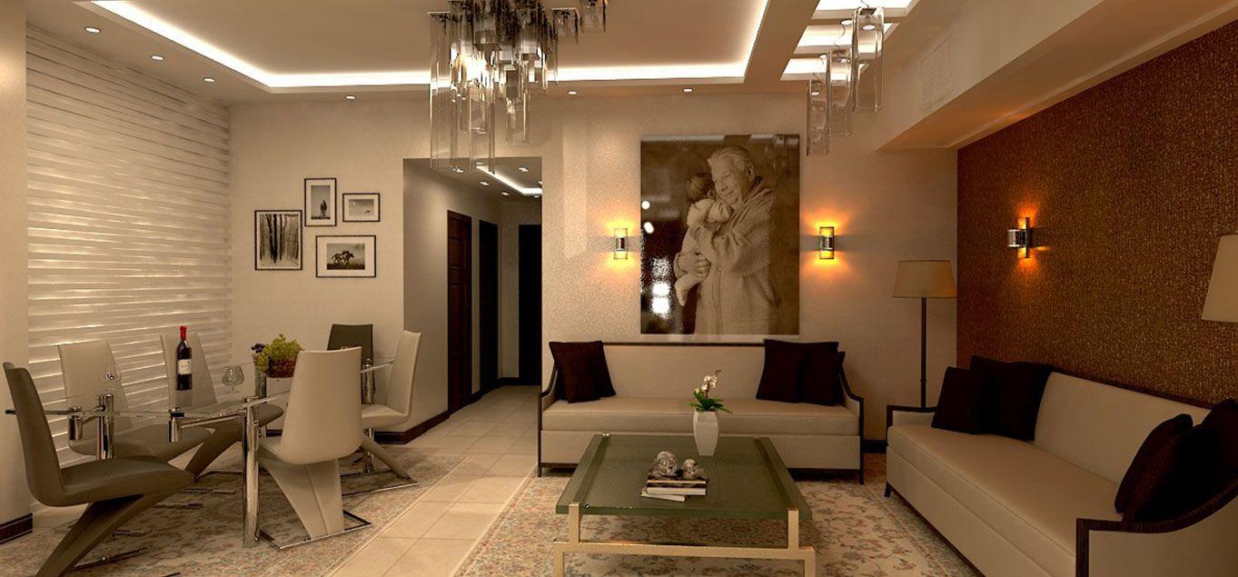 روشنایی در دکوراسیون داخلی منزل